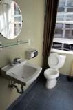 Bathroom at Hosteling International