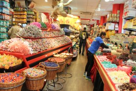 The most amazing candy store