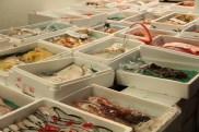 Tsukiji fare