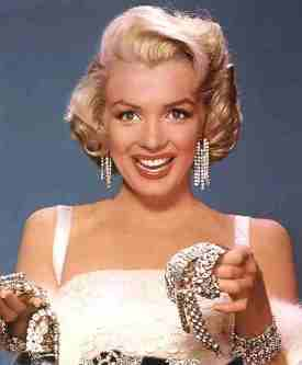 Marilyn Monroe (1950's)