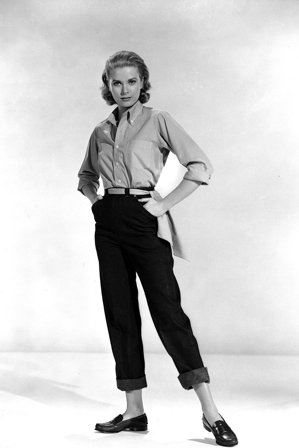 Grace Kelly Tomboy The Girl Loves Vintage