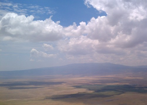 Ngorongoro Crater Tanzania   The Girl Next Door is Black