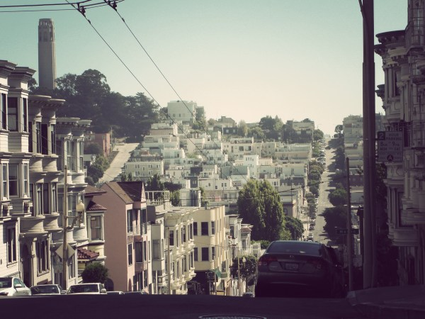 "FInding an apartment in San Francisco is sometimes harder than finding a job! | Read more on The Girl Next Door is Black from ""The Great San Francisco Apartment Hunt"""