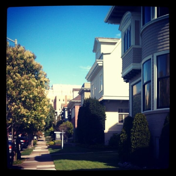 """Finding an apartment to rent in San Francisco is probably harder than finding a job! 