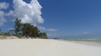 East Coast Nungwi Beach Zanzibar Tanzania | The Girl Next Door is Black