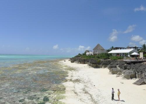 Beach East Coast Nungwi Zanzibar| The Girl Next Door is Black