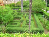 This photo barely captures the enormity of the gardens