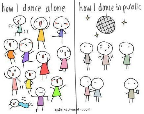 How I Dance Alone