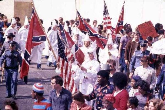 What the Confederate Flag means to me as a black person living in the South | Read more on The Girl Next Door is Black
