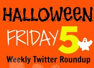 Happy Halloween | Friday Five Weekly Twitter Roundup | The Girl Next Door is Black