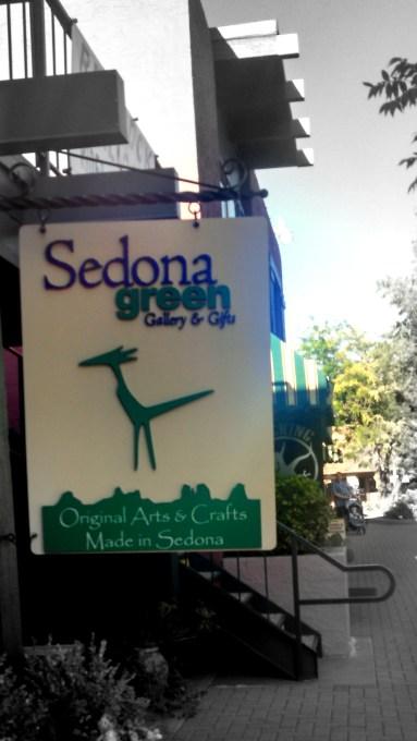 shoppnig sedona