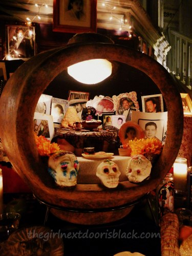 Day of the Dead Notes | The Girl Next Door is Black