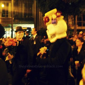 Dia de los Muertos San Francisco 2014 | The Girl Next Door is Black