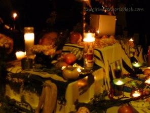 Day of the Dead Altar | The Girl Next Door is Black