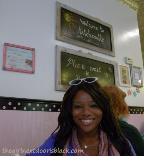 Dining at The Kitchenette | The Girl Next Door is Black