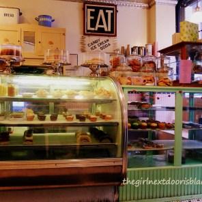 Dessert Case, The Kitchenette New York| The Girl Next Door is Black