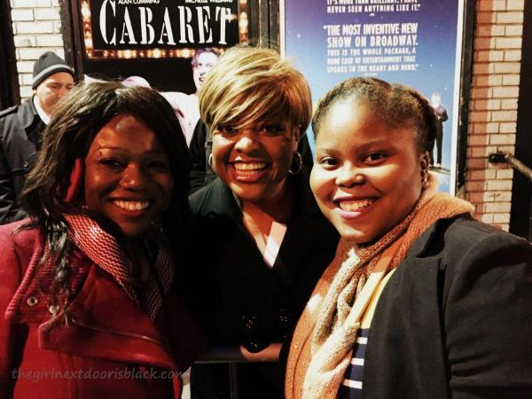 Meeting Sherri Shepherd on Broadway | The Girl Next Door is Black