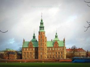 Rosenborg Castle Copenhagen, Denmark   The Girl Next Door is Black