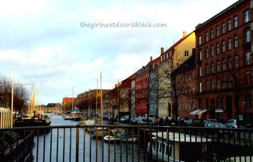 """Little Amsterdam"" in Christianshavn, Copenhagen Denmark | The Girl Next Door is Black"