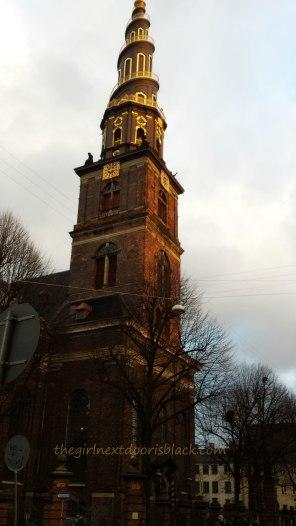 Church of Our Saviour, Copenhagen Denmark | The Girl Next Door is Black