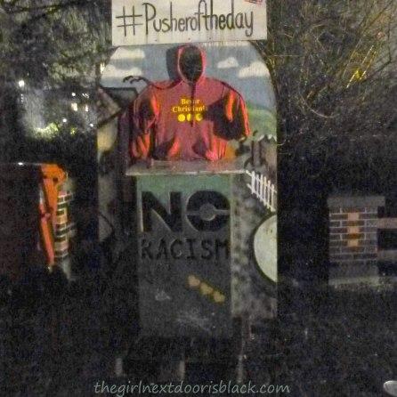 #PusheroftheDay Christiania Copenhagen Denmark | The Girl Next Door is Black