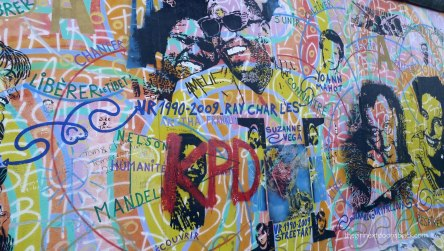 Ray Charles Berlin Wall