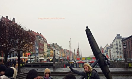 Walking Tour Copenhagen Denmark | The Girl Next Door is Black