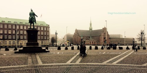 Amalienborg Palace Copenhagen Denmark | The Girl Next Door is Black