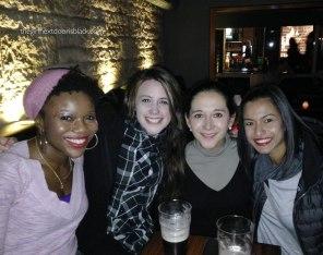 New Columbian Friends | The Girl Next Door is Black