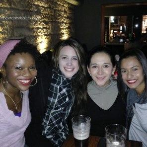 New Columbian Friends   The Girl Next Door is Black
