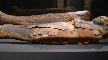 Mummified bodies Carlsberg Glyptotek | The Girl Next Door is Black