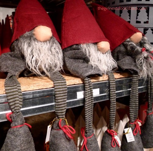 Nisse elves for sale Det Gamle Apotek Copenhagen