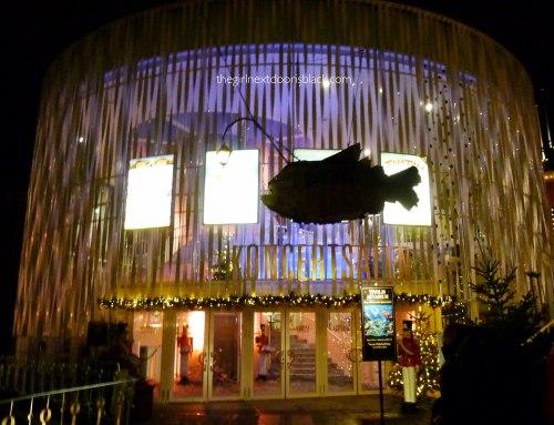 Tivoli Aquarium Copenhagen