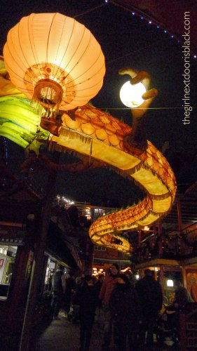The Dragon Tivoli Copenhagen