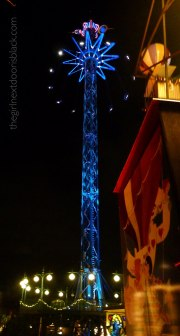 The Star Flyer Tivoli Copenhagen