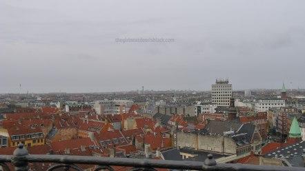 Rundetaarn View of Copenhagen | The Girl Next Door is Black