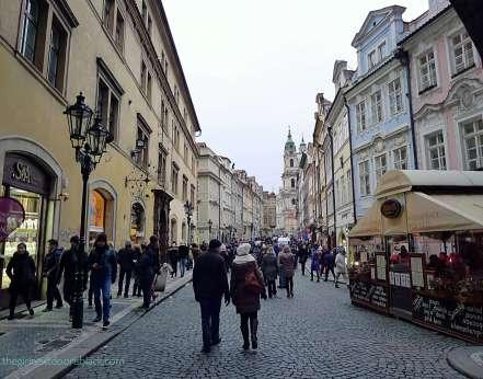 Lesser Town Quarters Prague | The Girl Next Door is Black