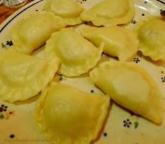 Boiled Pierogis Zapiecek | The Girl Next Door is black