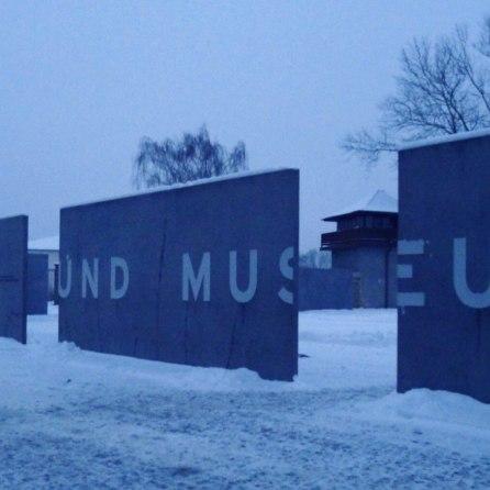 Sachsenhausen concentration camp Berlin