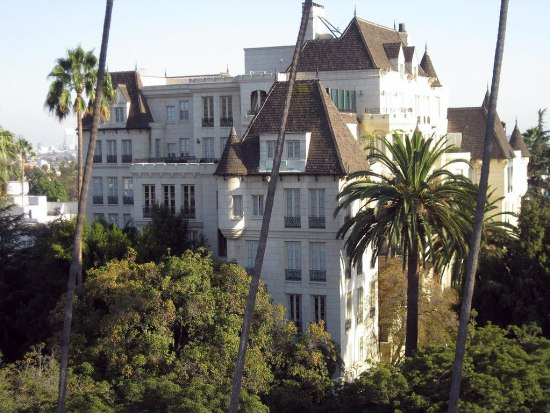 Church of Scientology Celebrity Center | The Girl Next Door is Black