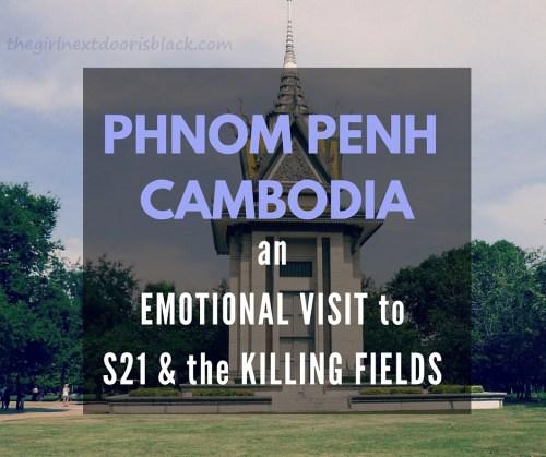 Visiting Phnom Penh Cambodia
