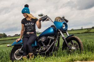 Harley Davidson StreetBob with Crusher Performance Maverick