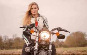 The Girl On A Bike Instagram Account Harley-Davidson