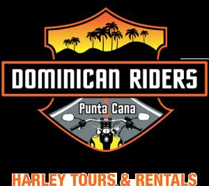 The girl on a bike dominican republic logo dominican riders harley davidson