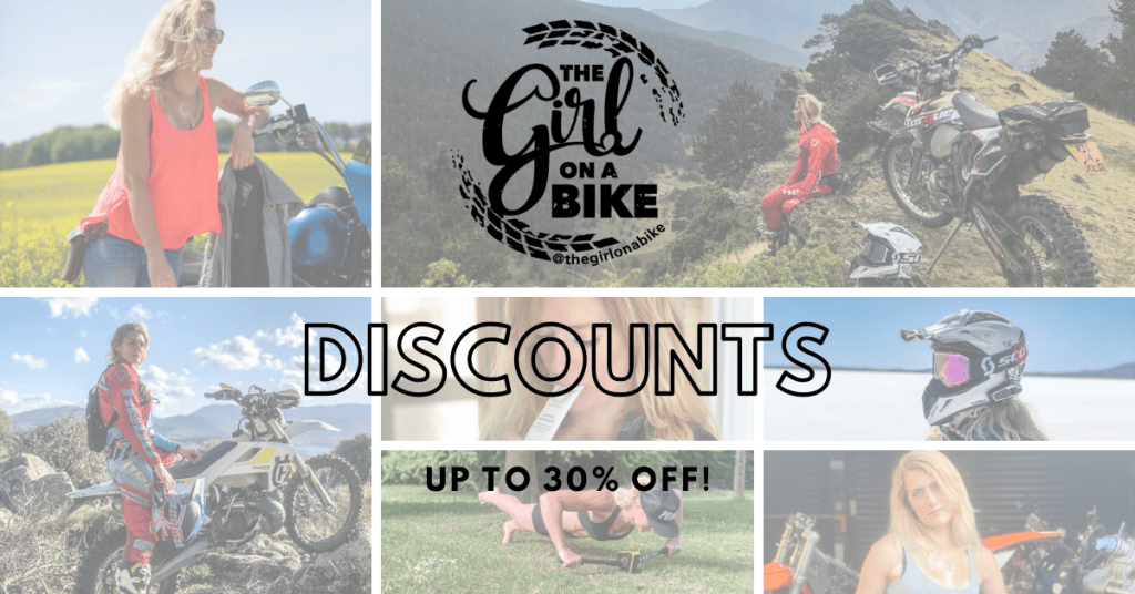 The Girl On A Bike Discount codes