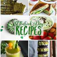 17 Fun Green Recipes for St. Patrick's Day!