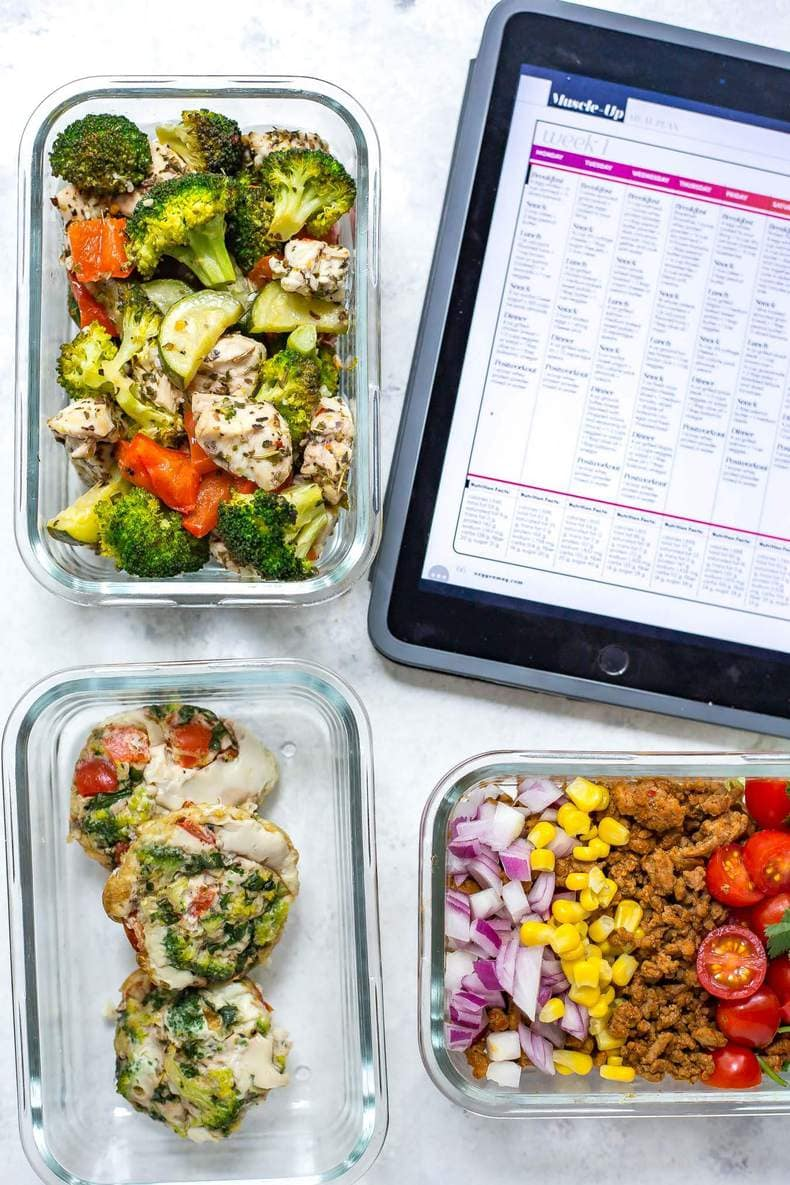 Meal Prep For Busy People