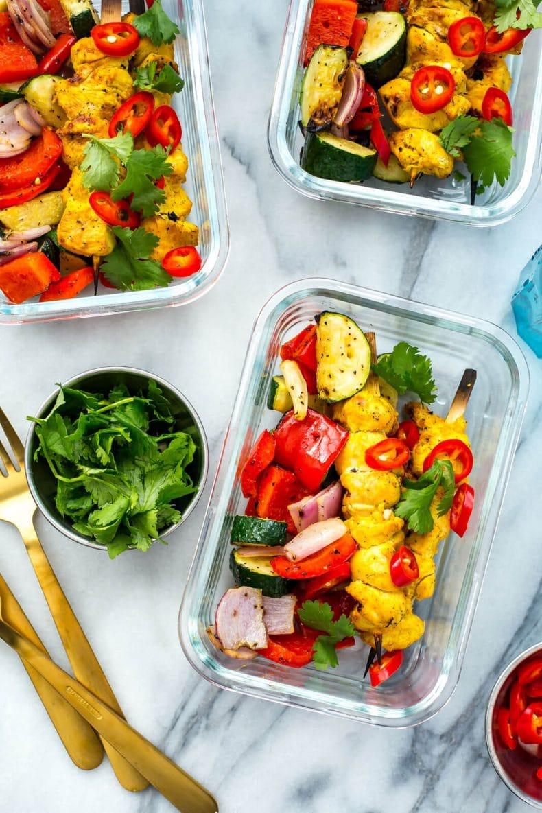 10 Tips for Easy Meal Prep