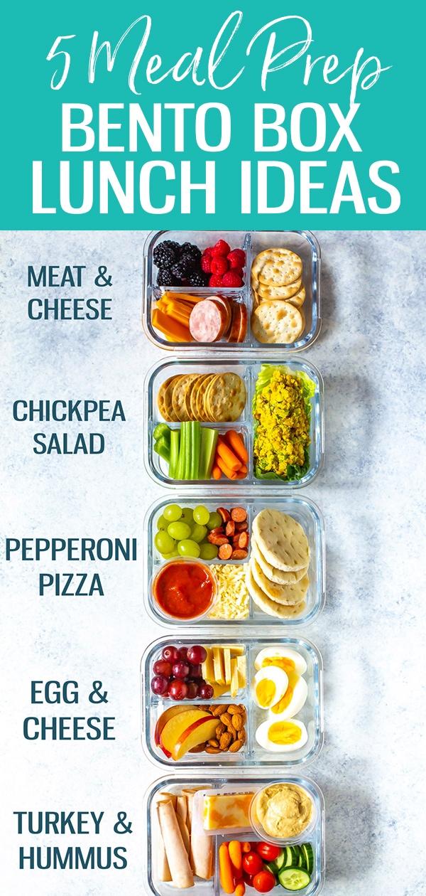 healthy bento lunch box recipes 5