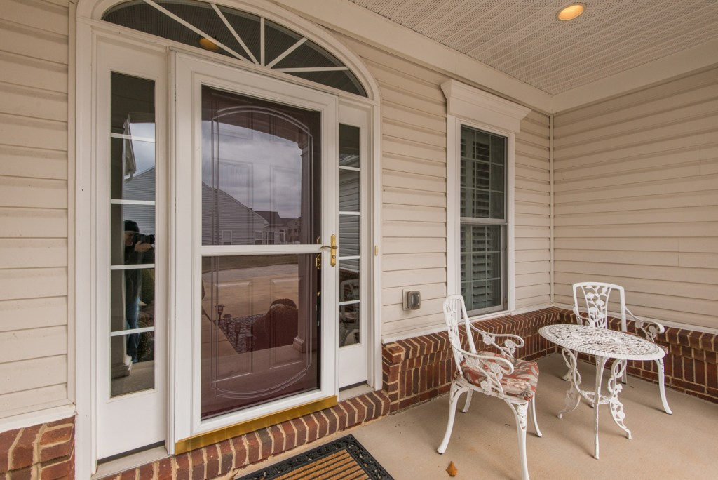 Many Gainesville VA Homes For Sale have inviting Front Porches